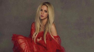 Shakira Poses in Glamorous Styles for Harper's Bazaar Mexico