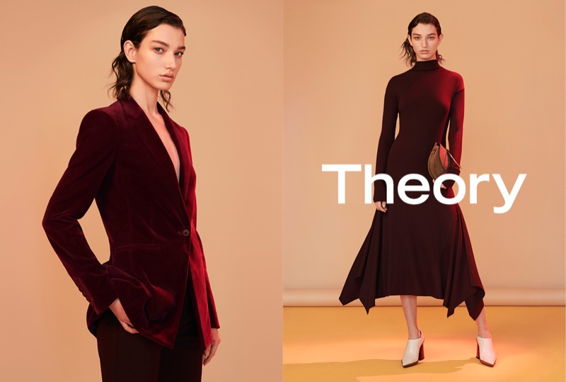 An image from Theory's fall-winter 2017 campaign