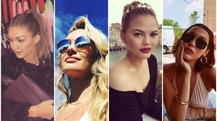 See the top ten most followed Instagram models