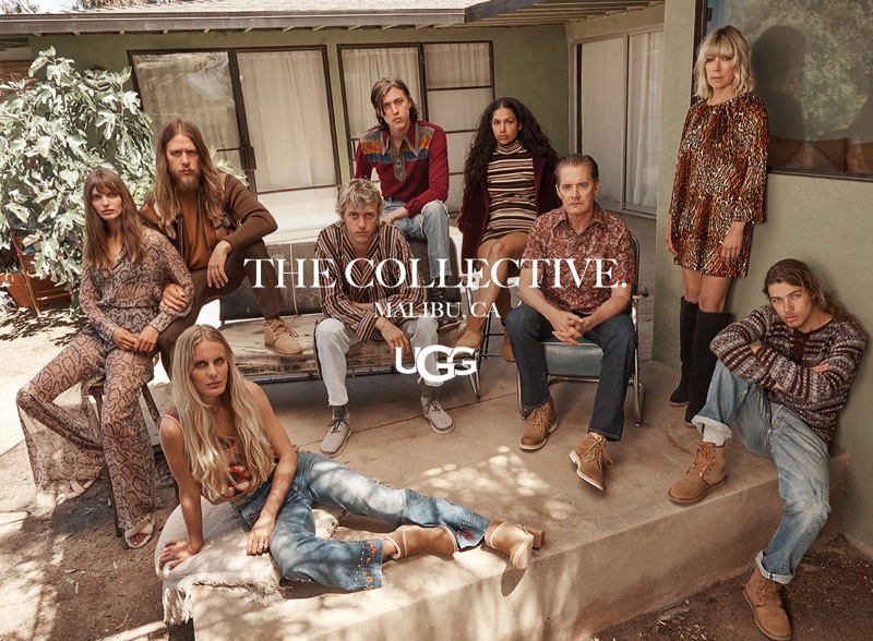 UGG unveils fall-winter 2017 campaign