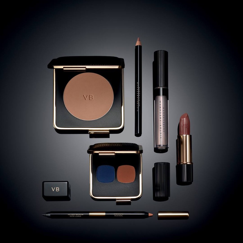 Victoria Beckham x Estee Lauder's fall 2017 makeup collaboration