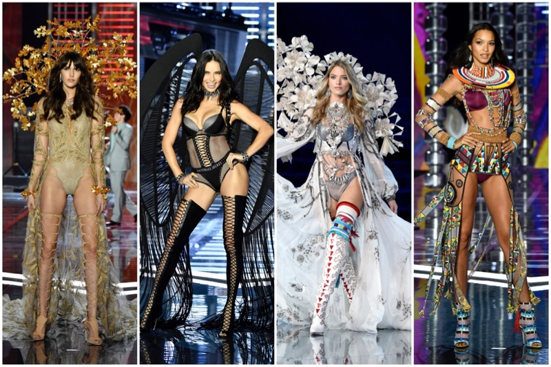 See the full list of models walking the 2018 Victoria's Secret Fashion Show