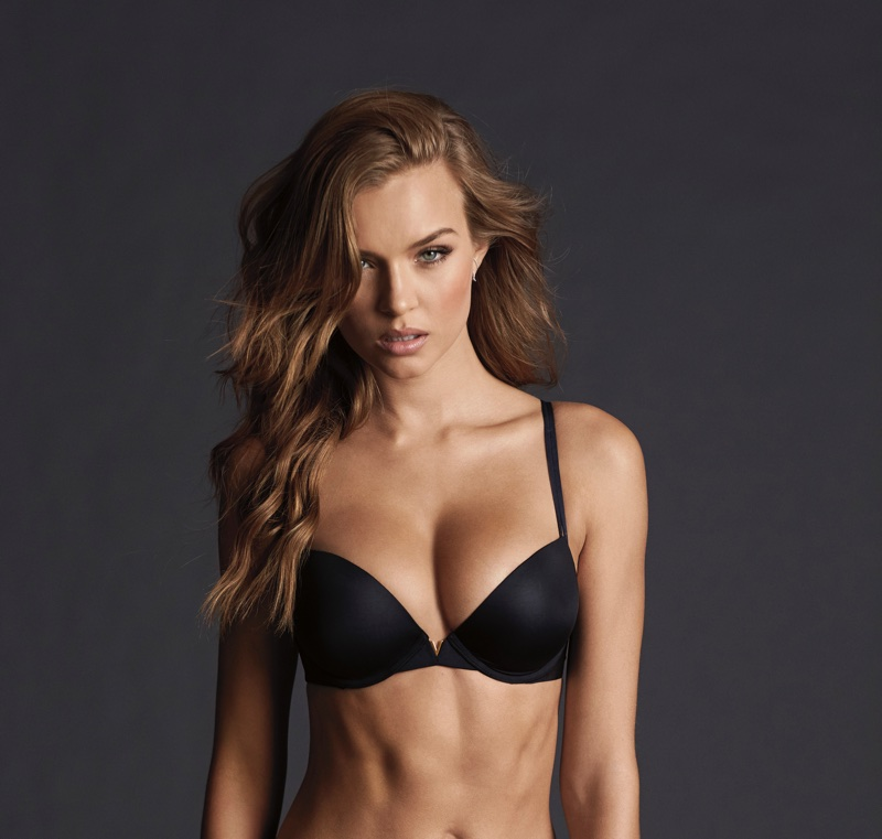Josephine Skriver fronts Victoria's Secret Sexy Illusions campaign