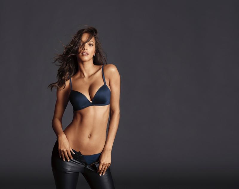 Lais Ribeiro stars in Victoria's Secret Sexy Illusions campaign
