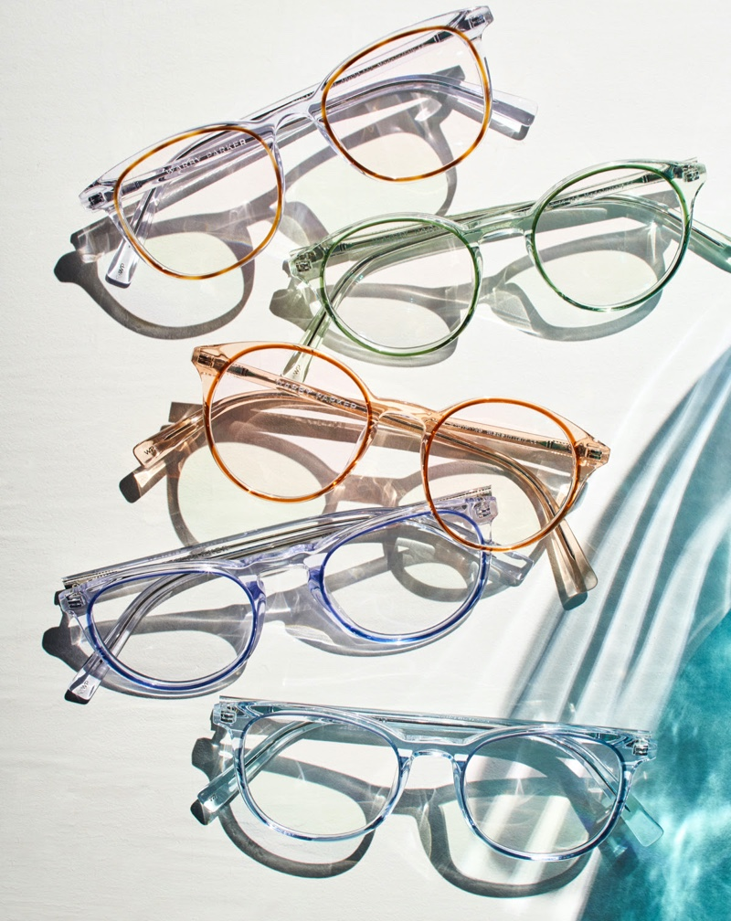 Warby Parker unveils Concentric glasses collection