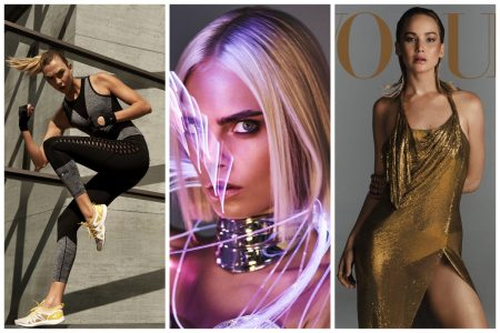 Week in Review | Karlie Kloss for adidas, Cara Delevingne's New Cover, Jennifer Lawrence on Vogue + More