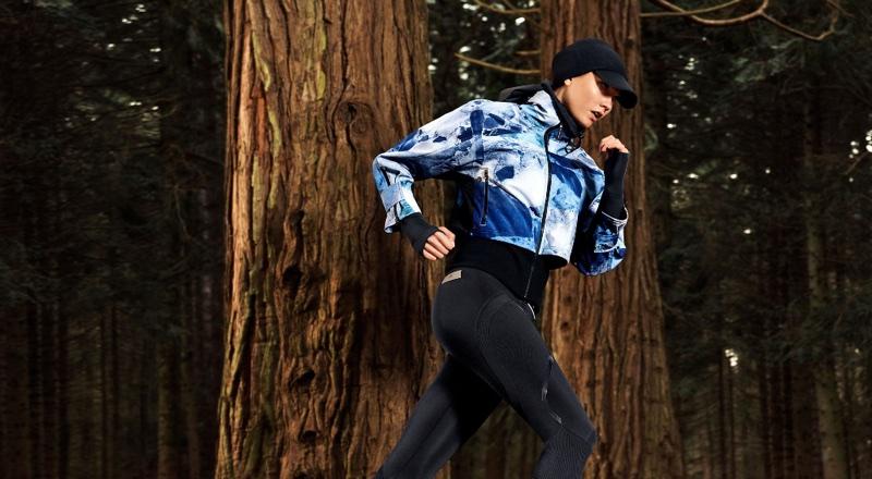 adidas by Stella McCartney unveils fall-winter 2017 campaign