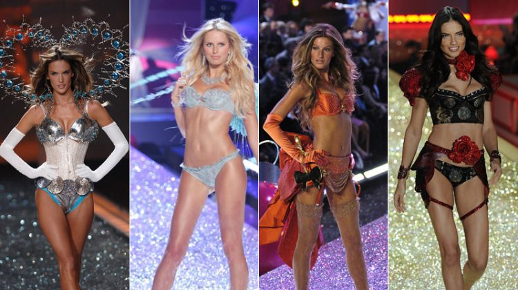 14 Victoria's Secret Angels Who Rule(d) the Runway