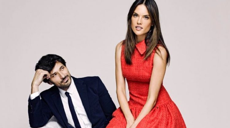 XTI shoes taps Alessandra Ambrosio and Andrés Velencoso for fall-winter 2017 campaign