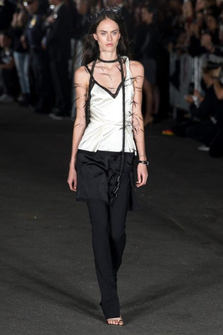 Alexander Wang Brings the Party to Spring 2018 Collection