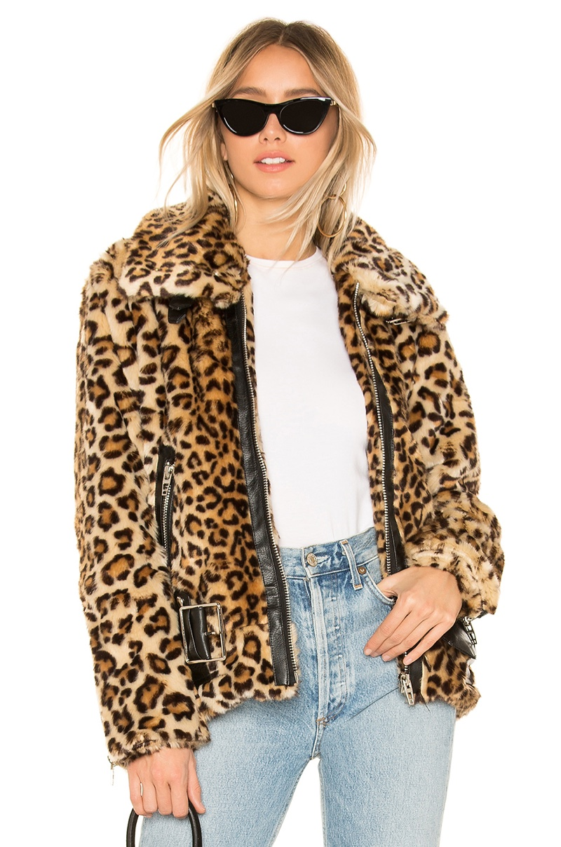 e2be4d1bf2c7 Cute Leopard Animal Print Coats Shop | Fashion Gone Rogue