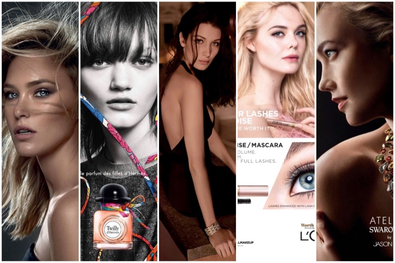 See the latest advertisements from Bulgari, Hermes, L'Oreal Paris and more