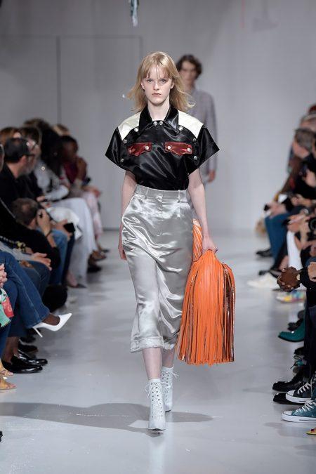 Calvin Klein Gets Cinematic for Spring 2018