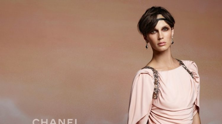 Marine Vacth stars in Chanel's cruise 2018 campaign