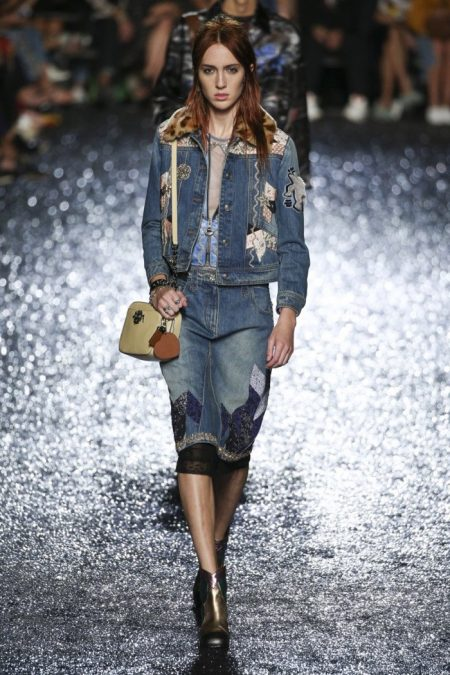 Coach Turns Up the Shine Factor for Spring 2018