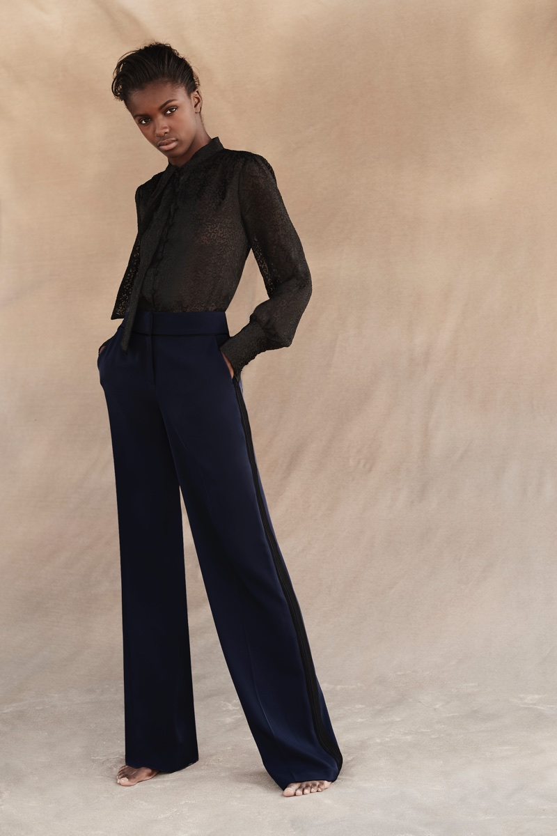 """Curatd x Long Tall Sally features fashions for women over 5'8"""""""