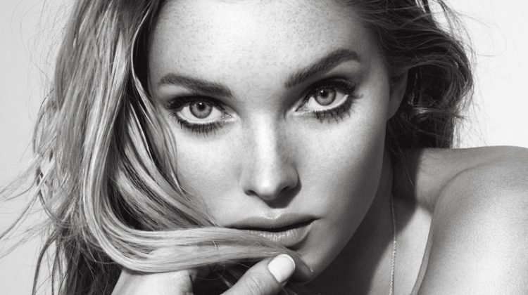Elsa Hosk stars in Victoria's Secret LOVE fragrance campaign