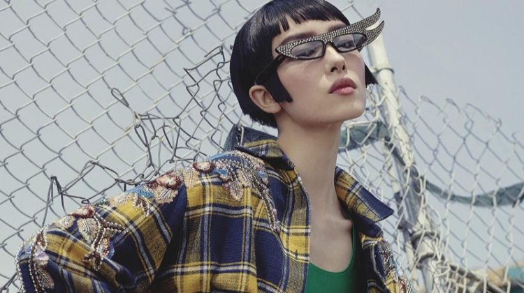 Fei Fei Sun Turns Up the Glam Factor for Vogue Australia