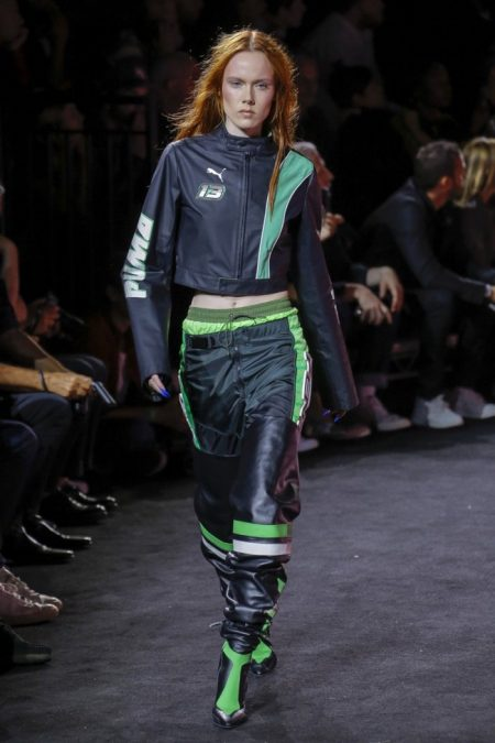 Fenty x Puma Gives Sexy, Sporty Vibes for Spring 2018