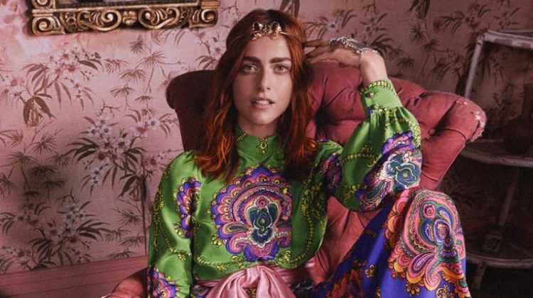 Gucci unveils resort 2018 campaign
