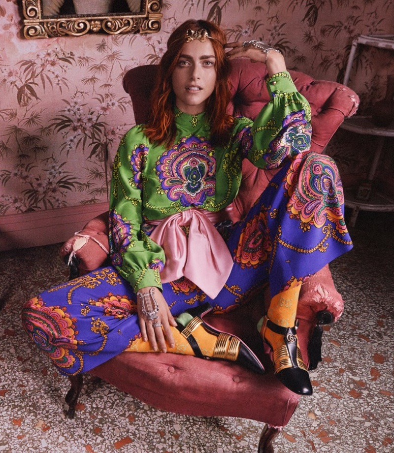 80a75957b Gucci Resort 2018 Campaign | Fashion Gone Rogue
