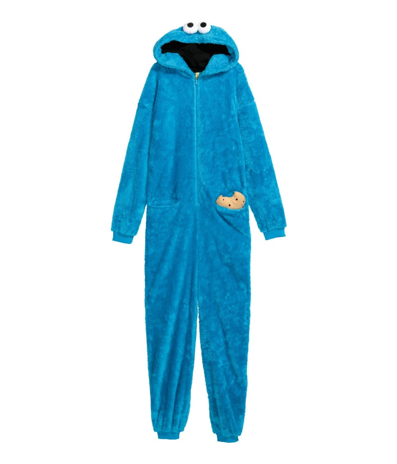 H&M Cookie Monster Costume $39.99