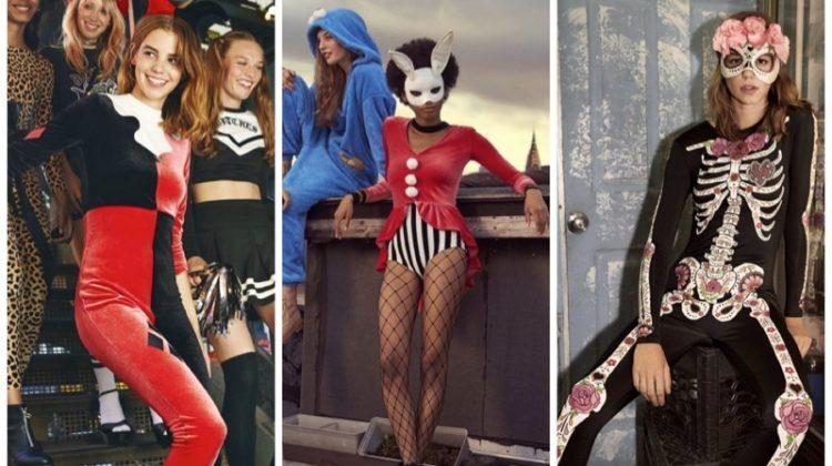 H&M Halloween 2017 Costumes