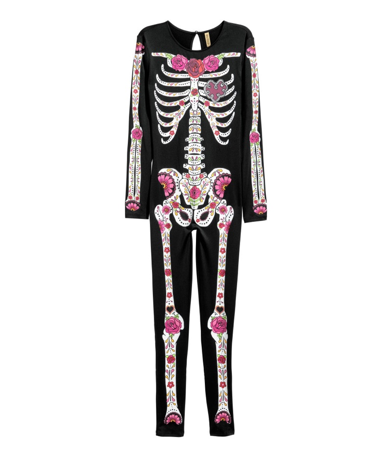 H&M Skeleton Costume $29.99