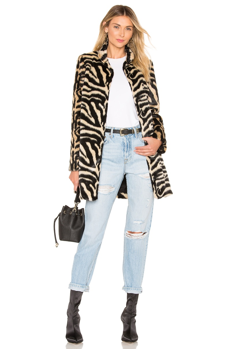 Wild Side: 7 Animal Print Coats to Rock Your Wardrobe
