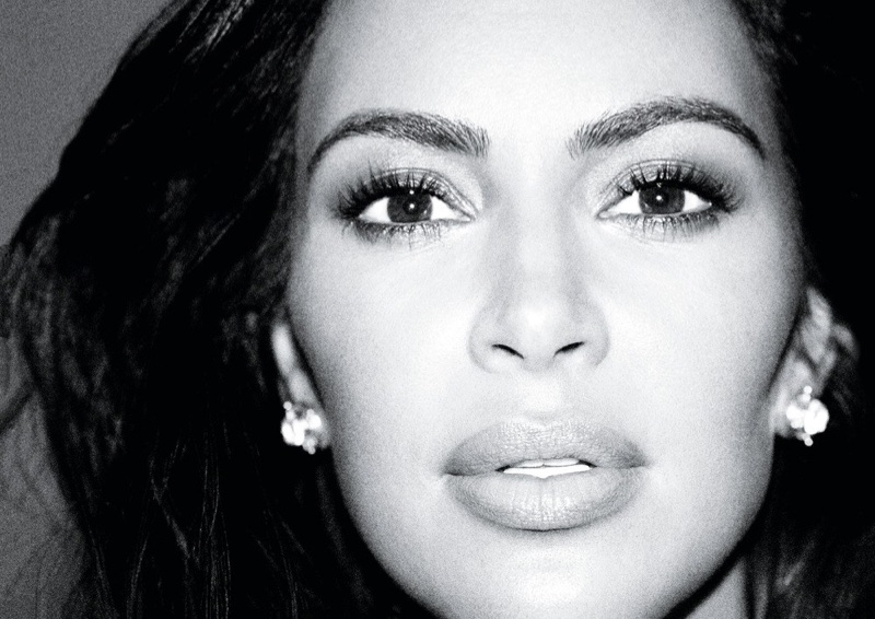 Kim Kardashian is Ready for Her Close-Up in Allure
