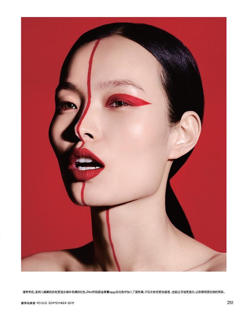 Makeup Editorials Saubhaya