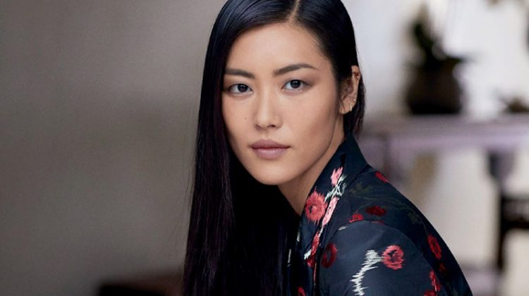 Liu Wen Embraces Sleek & Modern Styles for T Magazine Singapore