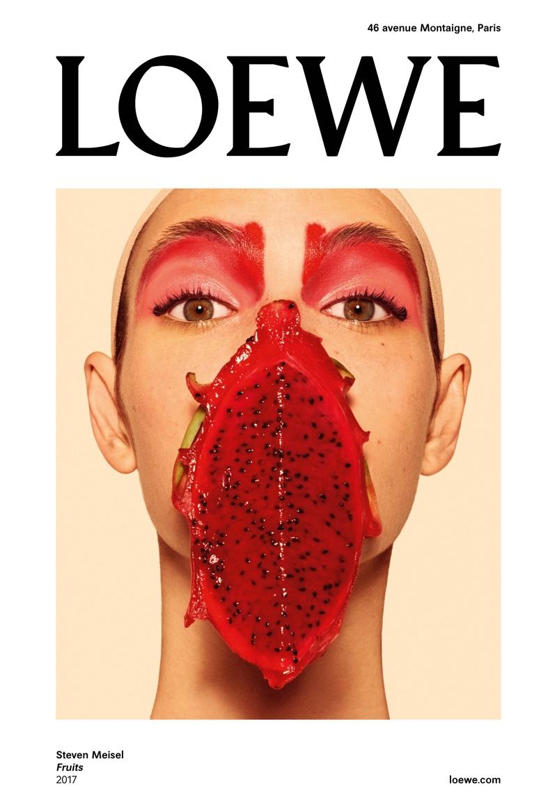 LOEWE Fruits spring 2018 campaign