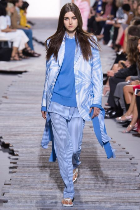 Michael Kors Brings Chic Ease to Spring 2018 Collection