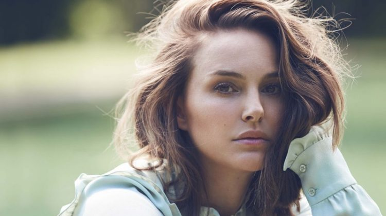 Natalie Portman gets her closeup in this shot