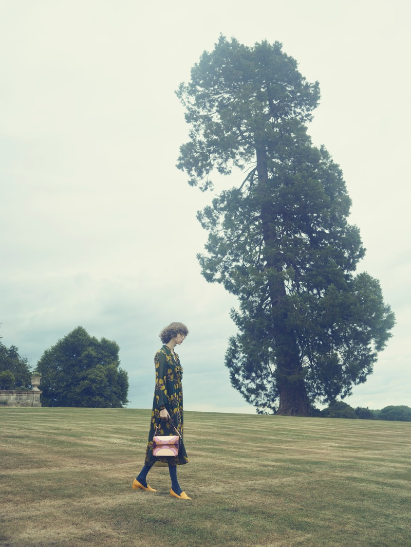 Orla Kiely fall-winter 2017 campaign