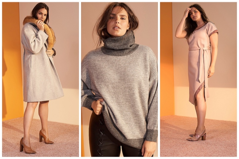 Prabal Gurung x Lane Bryant fall 2017 clothing