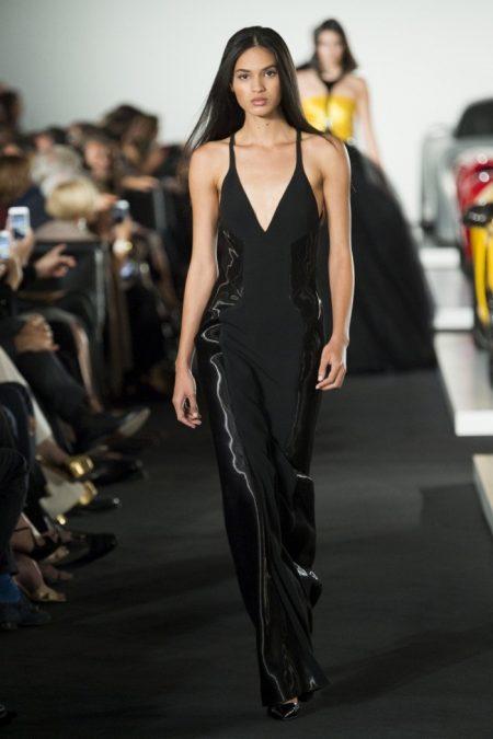 Ralph Lauren's Sleek Luxury for Fall 2017