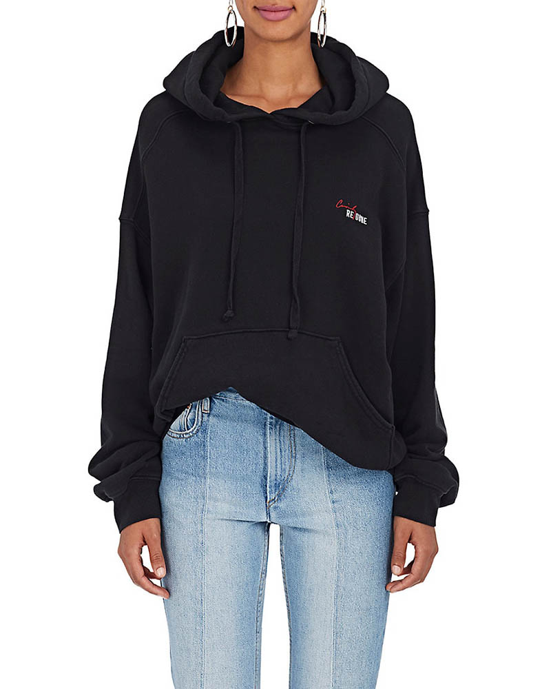 RE/DONE Crawford Cotton Hoodie $260