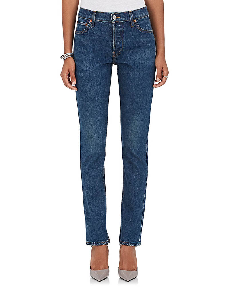RE/DONE The Crawford Straight Jeans $250