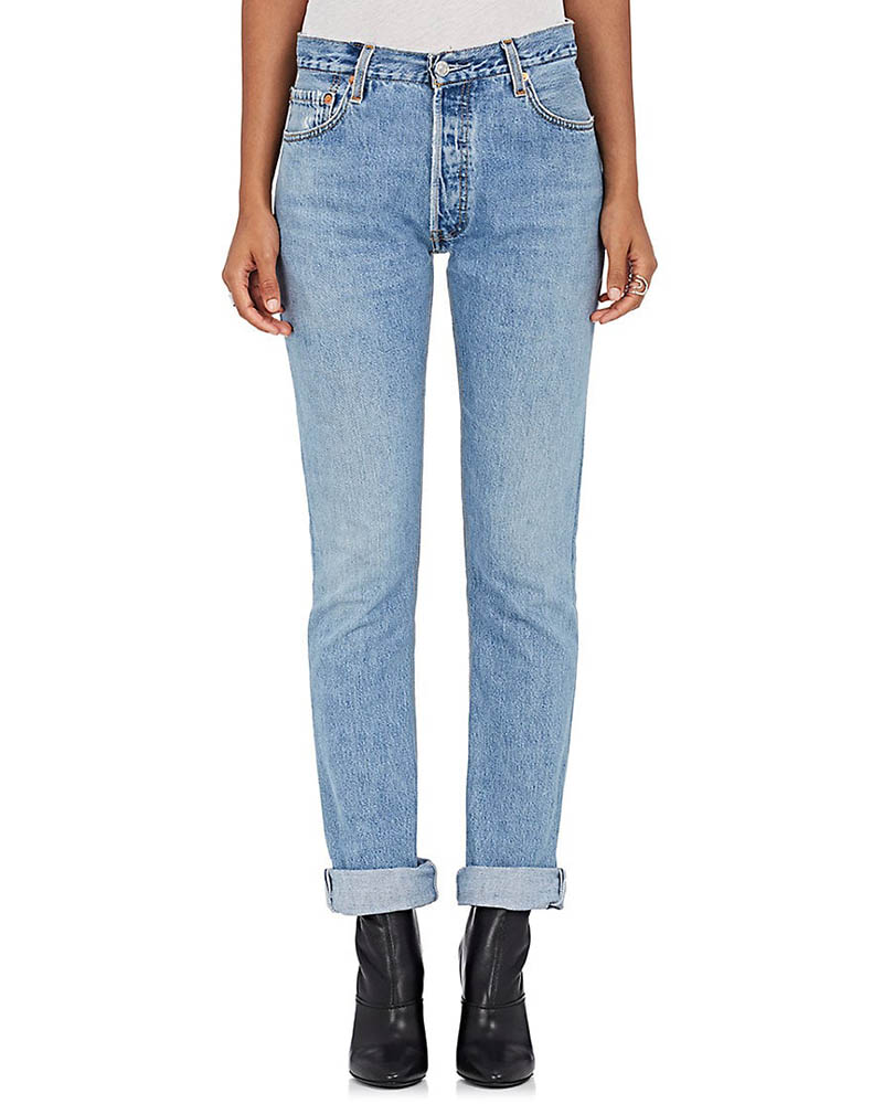 RE/DONE The Crawford Straight Jeans $328