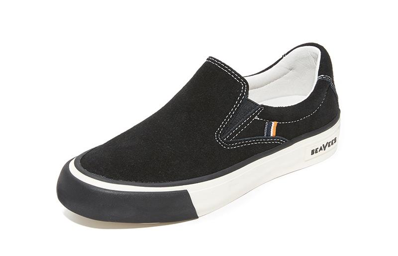 SeaVees x Derek Lam 10 Crosby Hawthorne Slip On Sneakers $140