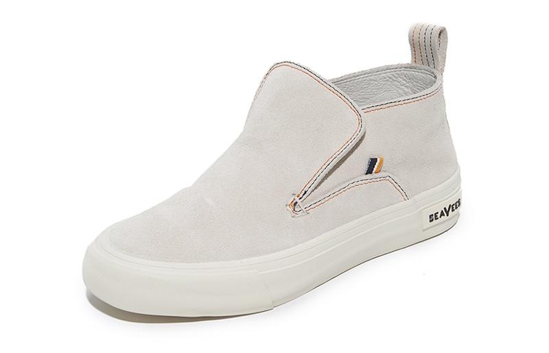 SeaVees x Derek Lam 10 Crosby Huntington Middie Sneakers $150