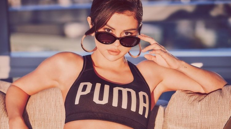 Selena Gomez is the New face of Puma - See the Photos!