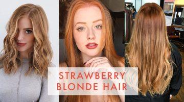 17 Amazing Strawberry Blonde Hairstyles