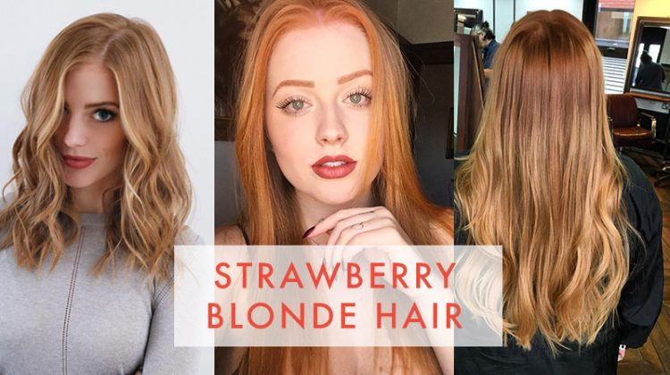 17 Amazing Strawberry Blonde Hairstyles