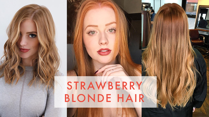 Strawberry Blonde Hairstyles 17 Photos Of Strawberry Blonde