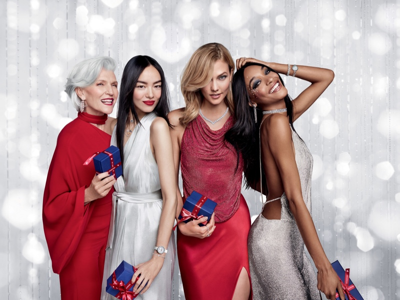 Swarovski unveils Holiday 2017 campaign