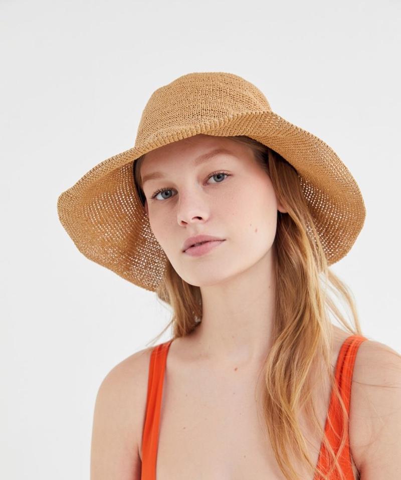 UO Straw Bucket Hat $39