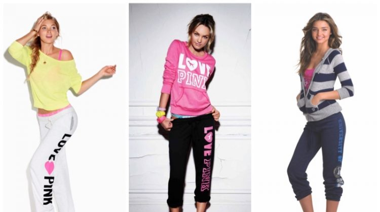 Throwback: See Past VS Pink Models Miranda Kerr, Candice Swanepoel + More